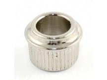 Allparts TK-0900-001 Reduzierhülsen für Mechanik, von ca. 10 mm auf 6,3 mm (6Stück)