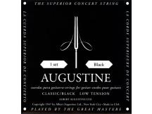 Augustine Black Low Tension E1 Einzelsaiten für Konzert Gitarre