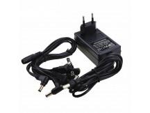 Caline CP07C Power Supply, Netzteil inkl. 8-fach Daisychain Kabel,  9V/DC, 2000mA