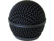 Catfish Mikrofonkorb, schwarz. Passend für Shure SM58/Beta58 und ähnliche