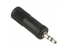 Career Adapter 6,3mm Klinkenbuchse auf 3,5mm Miniklinke, jeweils stereo