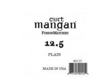 curt mangan 12.5 Plain Ball End Guitar, Einzelsaite