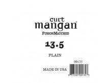 curt mangan 13.5 Plain Ball End Guitar, Einzelsaite