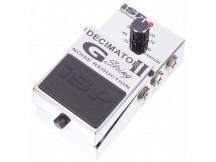 """ISP Decimator II G-string Noise Reduction Pedal mit """"Einschleifweg"""""""