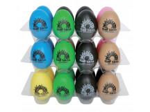 Egg Shaker! verschiedene Farben (schwarz, blau oder grün)