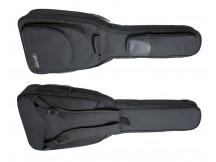 GeWa Gigbag für Western-Gitarre, Turtle Serie 125, 25mm Polsterung