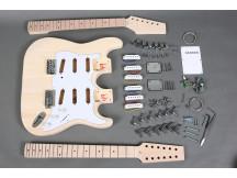 RS Guitar Parts GK SBD30 Guitarkit/Bausatz, Doubleneck