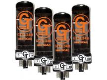 Groove Tubes GTEL34M Endstufenröhre, Quartett, Poweramp Tube