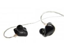 InEar StageDiver 2 small aubergine metallic/black, 2-Wege-System, kleineres Gehäuse für kleinere Ohren!