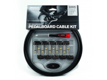 Planet Waves GPKIT10 Pedalboard Kabel/Stecker Set, D´Addario DIY Solderless Kit - Lötfrei! neue verbesserte Ausführung!