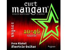 curt mangan 10-46 Pure Nickel Wound Set Guitar