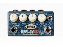 T-Rex Replay Box Delay pedal, True Stereo, 3000ms, Tap-Tempo
