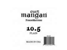 curt mangan 10.5 Plain Ball End Guitar, Einzelsaite