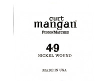 curt mangan 49 Nickel Wound Ball End Guitar
