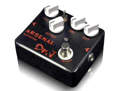 Dr J D51 Arsenal Distortion