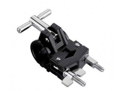Dixon PAKL1845SP Multiklammer, Rack Halteklammer, Metall, black