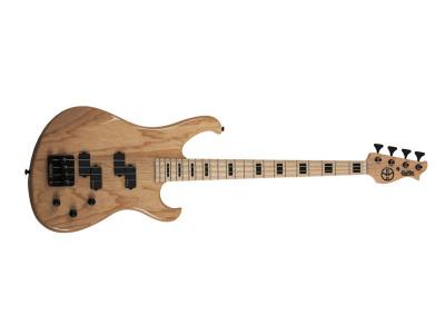 Electra Phoenix Bass, Natural, 4-string, inkl. Gigbag