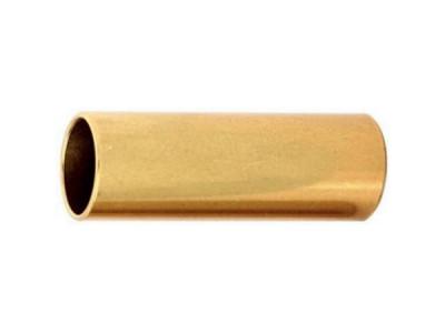 Fire & Stone Bottleneck/Slide, Messing/Brass, Innendurchmesser 19mm