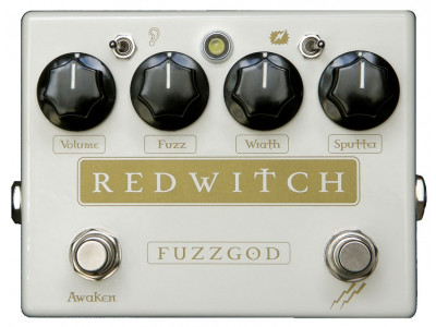 Red Witch FG001 Fuzz God II