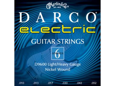 Darco D9600 Light Saiten für E-Gitarre 010-052