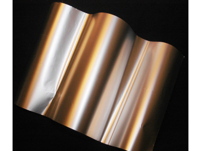 Hosco AGS-SQ selbstklebende Aluminium Abschirmfolie, 530x300mm