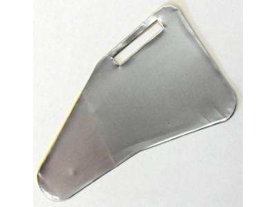 Hosco AGS-SS selbstklebende Aluminium Abschirmfolie, Controle Area