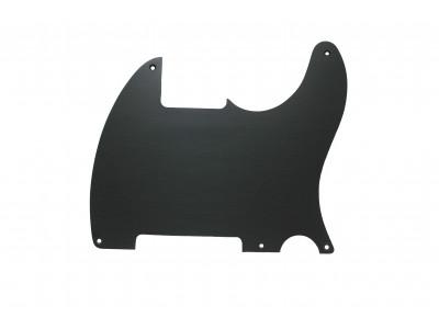 Hosco TC-BL-EQ Bakelite Pickguard  ohne Pickup Fraesung