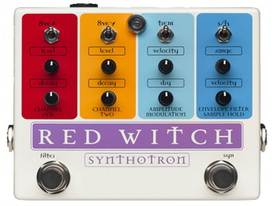 Red Witch SY001 Synthotron Synth und Envelope Filter