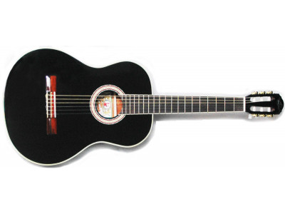Oscar Schmidt OC9BK Classic Guitar Black