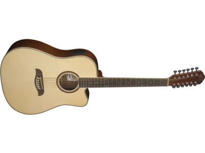 Oscar Schmidt OD312CENT 12-string Natural