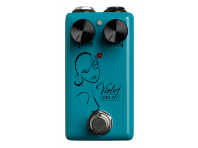 Red Witch SSV001 Violet Delay 800ms, Seven Sisters