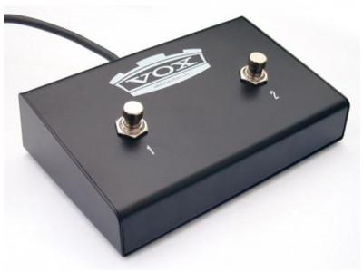 Vox VFS2A 2-fach Fußschalter für AC30 und andere Vox Amps z.B. VR Serie