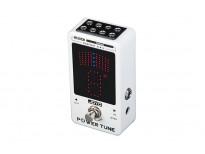 Joyo Technology JF18R PowerTune, Stimmgerät und Netzteil/Multi Power Supply, 8x9V