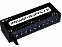 Joyo Technology JP02 Netzteil/Multi Power Supply, 8x9V + 1x12V + 1x18V/DC