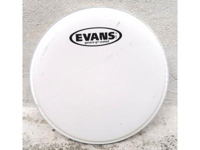 "Evans Genera B08G1 coated 8"" Tomfell, neu aber beschädigt - Sonderpreis!"
