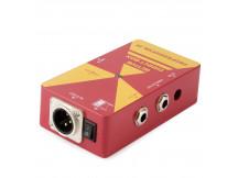 Caline CP23 DI Box, aktiv