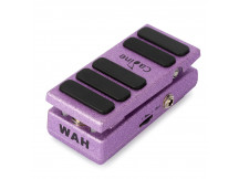 Caline CP72 Bass Wah/Volume Pedal, purple, nur 135x70x55mm!