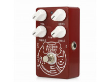 Caline CP74 Action Replay Distortion