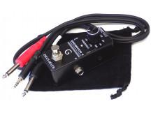 ISP Deci-Mate G Noise Reduction Pedal, Micro Decimator mit Loop-Connection, incl. Splitkabel