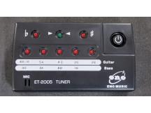Eno ET2005 Guitar Tuner, LED Anzeige