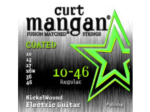 curt mangan 10-46 Nickel Wound COATED Guitar