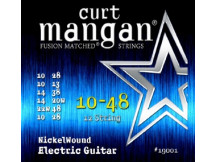 curt mangan 10-48 Nickel Wound 12-String Nickel Guitar
