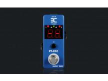 Eno PT21C, Pedal Tuner Chromatisch, T-Cube Series, Mini-Size Effektpedal
