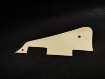 Hosco LP59RLI Relic Pickguard für LesPaul, light cream 1-ply, made in Japan