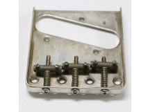 Qparts AG2162260 EG44NI Aged Collections Bridge für 58er TE Modelle mit Gewindesattel, inkl. Montageschrauben