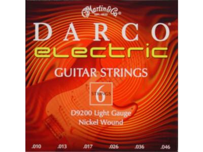 Darco D9200 Light Saiten für E-Gitarre 010-046