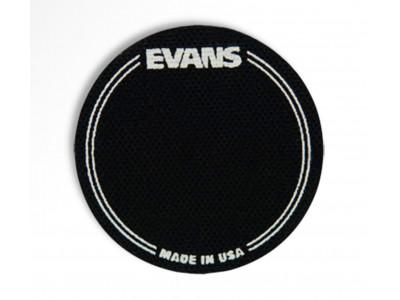 Evans EQ Patch black EQPB1 (2 Stück rund) für Bassdrumfelle