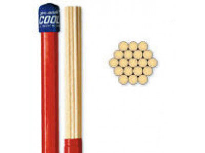 Promark Drumsticks/Schlagzeugstöcke C-Rods Cool Rods, etwas dünner als Hot Rods