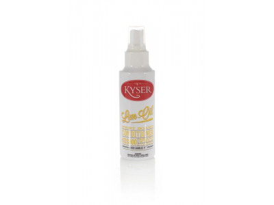 Kyser Dr. Stringfellow Lem Oil, 120ml Sprühflasche (Lemon Oil) - Griffbrett-Öl
