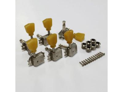 Qparts AG3166060 SD800-Ni Aged Collections Mechaniken 3L/3R, für LP Modelle, 58er Style